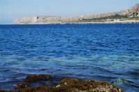 Golfo del Cofano: mare stupendo - 24 febbraio 2008   - San vito lo capo (554 clic)