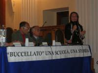 Convegno BUCCELLATO UNA SCUOLA, UNA STORIA - Aula Consiliare del Comune di Castellammare del Golfo - 25 ottobre 2008   - Castellammare del golfo (843 clic)