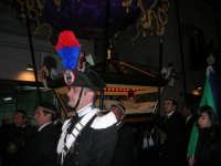 Venerdì Santo: processione del Cristo Morto e dell'Addolorata - via Galileo Galilei - 21 marzo 2008   - Alcamo (1090 clic)