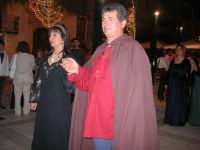 Festeggiamenti Maria SS. dei Miracoli - Il Corteo dei Conti di Modica in Piazza Ciullo - 20 giugno 2008   - Alcamo (692 clic)