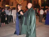 Festeggiamenti Maria SS. dei Miracoli - Il Corteo dei Conti di Modica in Piazza Ciullo - 20 giugno 2008   - Alcamo (624 clic)