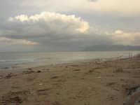 Zona Canalotto - il mare d'inverno - 8 febbraio 2009  - Alcamo marina (2591 clic)