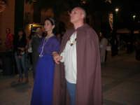 Festeggiamenti Maria SS. dei Miracoli - Il Corteo dei Conti di Modica in Piazza Ciullo - 20 giugno 2008   - Alcamo (669 clic)