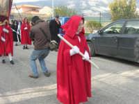 Processione della Via Crucis con gruppi statuari viventi - 5 aprile 2009   - Buseto palizzolo (1653 clic)