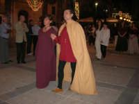 Festeggiamenti Maria SS. dei Miracoli - Il Corteo dei Conti di Modica in Piazza Ciullo - 20 giugno 2008   - Alcamo (637 clic)