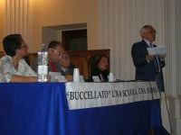 Convegno BUCCELLATO UNA SCUOLA, UNA STORIA - Aula Consiliare del Comune di Castellammare del Golfo - 25 ottobre 2008   - Castellammare del golfo (723 clic)