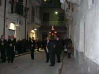 Venerdì Santo: processione del Cristo Morto e dell'Addolorata - via Galileo Galilei - 21 marzo 2008   - Alcamo (1073 clic)