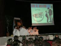 Teatro Euro - Le ragazze della scuola di danza Arte Libera durante la conferenza tenuta dal Dott. Carmelo Impera sul tema Educare oggi giovani e famiglie - Un modello per promuovere l'agio e prevenire il disagio, organizzata dall'Opera Salesiana Don Bosco di Alcamo ed il Centro Socio-Psico-Pedagogico Carl Rogers - Comunità di Accoglienza Oasi Don Bosco di Ispica (RG) - 29 gennaio 2006  - Alcamo (1309 clic)
