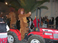 Carnevale 2009 - Sfilata carri allegorici - 24 febbraio 2009   - Balestrate (3618 clic)