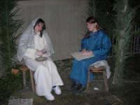 Presepe Vivente animato da alunni dell'Istituto Comprensivo G. Pascoli (144) - 22 dicembre 2007   - Castellammare del golfo (615 clic)
