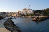 imboccatura del porto - 6 aprile 2008  - Marinella di selinunte (704 clic)
