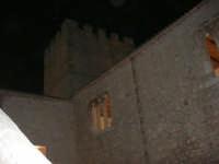 Castello dei Conti di Modica, cortile interno - 21 giugno 2007  - Alcamo (746 clic)