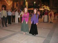 Festeggiamenti Maria SS. dei Miracoli - Il Corteo dei Conti di Modica in Piazza Ciullo - 20 giugno 2008   - Alcamo (607 clic)