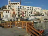case sul porto - 25 ottobre 2009  - Marinella di selinunte (1623 clic)