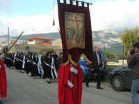 Processione della Via Crucis con gruppi statuari viventi - 5 aprile 2009   - Buseto palizzolo (1640 clic)