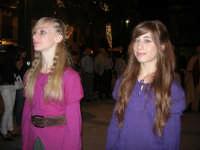 Festeggiamenti Maria SS. dei Miracoli - Il Corteo dei Conti di Modica in Piazza Ciullo - 20 giugno 2008   - Alcamo (713 clic)