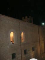 Castello dei Conti di Modica, cortile interno - 21 giugno 2007  - Alcamo (813 clic)