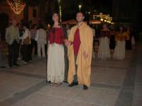 Festeggiamenti Maria SS. dei Miracoli - Il Corteo dei Conti di Modica in Piazza Ciullo - 20 giugno 2008   - Alcamo (656 clic)