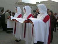 Processione della Via Crucis con gruppi statuari viventi - 5 aprile 2009   - Buseto palizzolo (1806 clic)