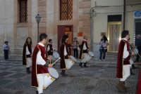 2° Corteo Storico di Santa Rita - Associazione Sbandieratori della Città di Caccamo - 17 maggio 2008  - Castellammare del golfo (589 clic)
