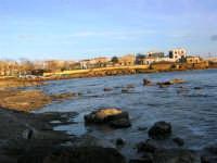 il piccolo borgo marinaro tra Mazara del Vallo e Campobello di Mazara - 4 gennaio 2007  - Torretta granitola (991 clic)