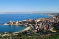 la città ed il golfo di Castellammare - 21 gennaio 2008  - Castellammare del golfo (956 clic)