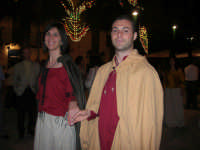 Festeggiamenti Maria SS. dei Miracoli - Il Corteo dei Conti di Modica in Piazza Ciullo - 20 giugno 2008   - Alcamo (850 clic)