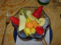 macedonia di frutta - Ristorante La Cambusa - 25 aprile 2008   - Castellammare del golfo (5219 clic)