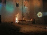 Festeggiamenti Maria SS. dei Miracoli - La Festa del Paradiso - L'Assalto al Castello - Piazza Castello - 20 giugno 2008  - Alcamo (508 clic)