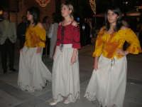 Festeggiamenti Maria SS. dei Miracoli - Il Corteo dei Conti di Modica in Piazza Ciullo - 20 giugno 2008   - Alcamo (585 clic)