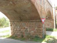 ponte ferroviario - 4 ottobre 2007  - Calatafimi segesta (1301 clic)