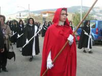 Processione della Via Crucis con gruppi statuari viventi - 5 aprile 2009   - Buseto palizzolo (1622 clic)