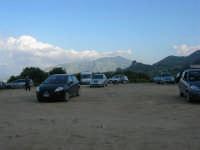 area parcheggio - 1 maggio 2007  - Riserva dello zingaro (1004 clic)