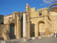 resti della Chiesa Madre - 11 ottobre 2007  - Salemi (2455 clic)