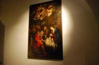 Museo di Arte Sacra - Adorazione dei pastori di Pietro Paolo Rubens - quadro in mostra dal 31 dicembre al 15 gennaio - 2 gennaio 2009  - Salemi (3520 clic)