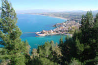 la città ed il golfo di Castellammare - 21 gennaio 2008  - Castellammare del golfo (953 clic)