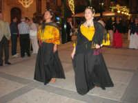 Festeggiamenti Maria SS. dei Miracoli - Il Corteo dei Conti di Modica in Piazza Ciullo - 20 giugno 2008   - Alcamo (626 clic)