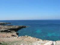 Golfo del Cofano: mare stupendo - 24 febbraio 2008   - San vito lo capo (579 clic)