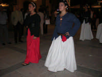 Festeggiamenti Maria SS. dei Miracoli - Il Corteo dei Conti di Modica in Piazza Ciullo - 20 giugno 2008   - Alcamo (598 clic)