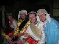 Carnevale 2009 - alcuni componenti del gruppo Pastori - 24 febbraio 2009   - Balestrate (3802 clic)