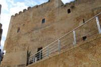Castello arabo normanno - particolare - 6 gennaio 2009   - Salemi (2530 clic)