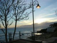 all'imbrunire - 4 gennaio 2007  - Torretta granitola (1267 clic)