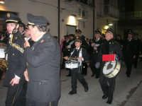 Venerdì Santo: processione del Cristo Morto e dell'Addolorata - via Galileo Galilei - Complesso Bandistico Città di Alcamo - 21 marzo 2008   - Alcamo (1281 clic)