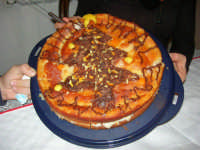 torta natalizia alla ricotta - 24 dicembre 2006   - Alcamo (2450 clic)