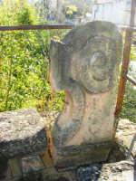 antica terrazza: particolare - 4 marzo 2007  - Bagheria (1566 clic)