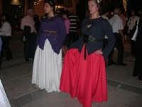 Festeggiamenti Maria SS. dei Miracoli - Il Corteo dei Conti di Modica in Piazza Ciullo - 20 giugno 2008   - Alcamo (547 clic)