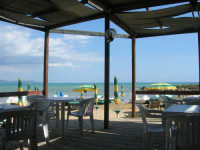 Lido Majata Beach in contrada Punta Grande - 7 settembre 2007  - Realmonte (2876 clic)