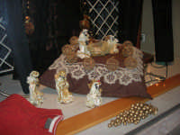 Presepe in vetrina nel corso VI Aprile - 17 dicembre 2008  - Alcamo (1378 clic)