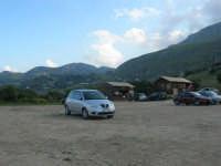 area parcheggio - 1 maggio 2007  - Riserva dello zingaro (1642 clic)