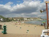 Lido Majata Beach in contrada Punta Grande - 7 settembre 2007  - Realmonte (2565 clic)